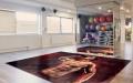 Gym Flooring Decor