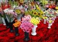 Flower Shop Flooring Decor