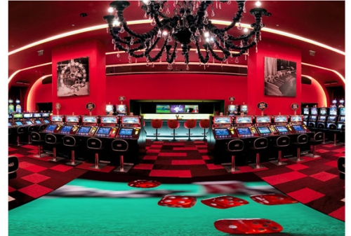 Flooring Decor for Casinos