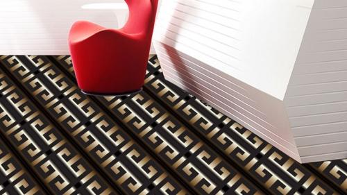 Office Flooring Pattern