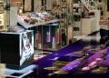 Perfumery Saloon Flooring Decor
