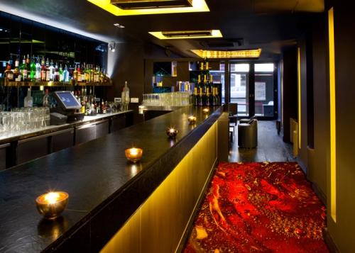 Flooring Decor for Bars