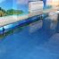 PVC pool membrane